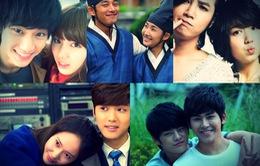 10 cặp đôi được mong tái ngộ trên màn ảnh xứ Hàn
