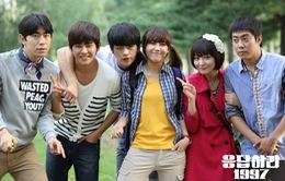 VTV phát sóng Reply 1997 - Bộ phim hot nhất của giới trẻ xứ Hàn 2013