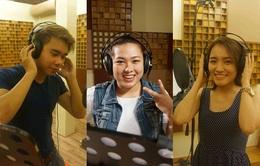 Vietnam Idol: Top 3 háo hức thu âm các ca khúc dành tặng khán giả
