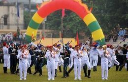 THTT Lễ mít tinh diễu binh, diễu hành kỷ niệm 60 năm chiến thắng Điện Biên Phủ (7h00, 7/5, VTV1)