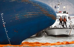 Phà Sewol chở trọng lượng hàng hóa gấp 2 lần mức cho phép