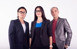 Bộ ba giám khảo ấn tượng của Vua đầu bếp Việt mùa thứ hai