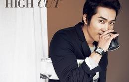 """Song Seung Hun: """"Tôi không hiểu phụ nữ cho lắm.."""""""