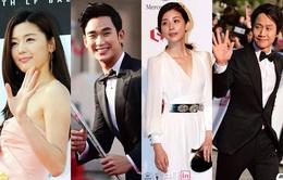 Sao Hàn nô nức trên thảm đỏ Lễ trao giải Baeksang