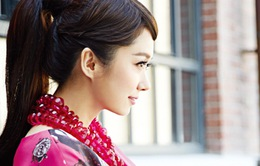 Jang Na Ra trẻ trung như thiếu nữ đôi mươi