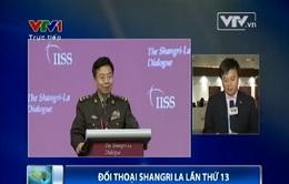 Bài phát biểu của Trung tướng Trung Quốc tại Đối thoại Shangri-la 2014