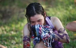 Cuộc đua kỳ thú 2014 – Tập 4: Các tay đua nữ bật khóc nức nở