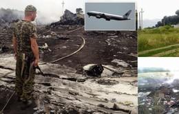 Máy bay Malaysia Airlines rơi tại Ukraine