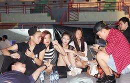 Top 4 Ngôi sao Việt nỗ lực tập luyện trước đêm Chung kết