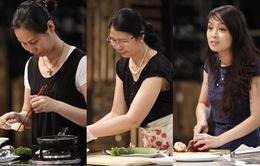 Vua đầu bếp Việt Nam 2014: Lộ diện 5 chiếc tạp dề trắng đầu tiên của miền Bắc