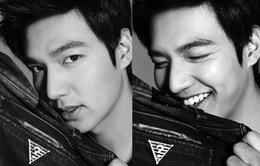 """Lee Min Ho trở thành """"người đàn ông quyến rũ"""" của Guess"""