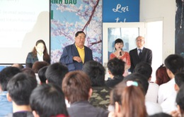 Tiến sỹ Nhật định hướng cho học sinh Việt Nam con đường du học