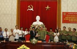 Đẩy mạnh phối hợp công tác giữa Bộ Công an và Đài Truyền hình Việt Nam