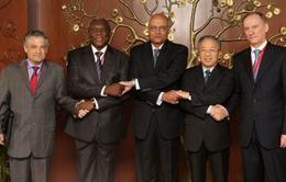 BRICS nhóm họp an ninh cao cấp