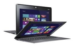 5 mẫu laptop lai máy tính bảng hot nhất