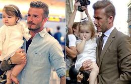 Khám phá tủ giày nghìn đô của Harper Beckham