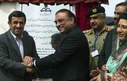 Khởi công đường ống khí đốt Iran-Pakistan