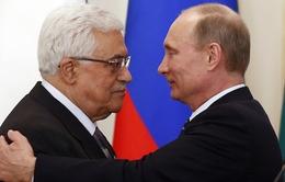 Nga và Palestine thúc đẩy quan hệ song phương