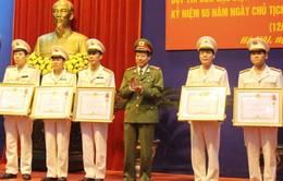 CATP Hà Nội tổng kết cao điểm tấn công, trấn áp tội phạm