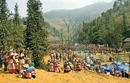 Nô nức lễ hội Say Sán của đồng bào Mông Lào Cai