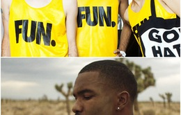 """""""Nghệ sĩ mới xuất sắc"""" của Grammy 2013: Chọn Fun. hay Frank Ocean?"""