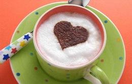 """""""Tình yêu Cappuccino"""" cho mùa Valentine"""
