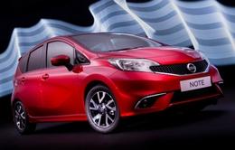 Note 2013 mẫu xe tiên phong của Nissan tại Geneva Motor Show 2013