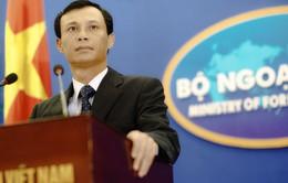 Bản đồ Trung Quốc vi phạm chủ quyền của Việt Nam