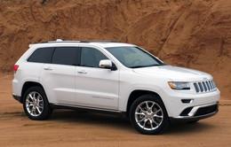 5 mẫu xe gia đình tốt nhất Detroit Auto Show 2013