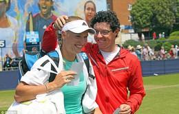 Caroline Wozniacki tham vọng giành ngôi hậu ở Wimbledon