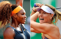 "Masha - Serena khẩu chiến ""dữ dội"" trước thềm Wimbledon"