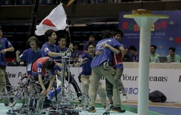 Đội trưởng Robocon Nhật Bản: Thắng Việt Nam vì khả năng ứng biến