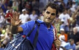 Federer loại ở vòng 4 US Open: Khép lại vinh quang của một huyền thoại?