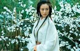 Ngắm nàng Chu Chỉ Nhược - Lưu Cạnh xinh đẹp