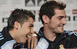 Casillas: Không nghi ngờ gì nữa, Cristiano Ronaldo xuất sắc hơn Messi