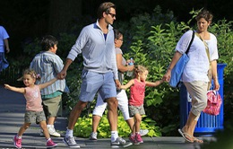Federer báo tin sắp lên chức cha lần hai trước thềm Australian Open