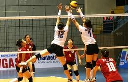 Khởi động giải bóng chuyền nữ quốc tế VTV - Bình Điền