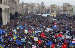 Ukraine và nguy cơ chia rẽ (9h30, 2/3, VTV1)