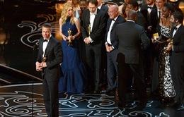 Những chiến thắng lịch sử tại Oscar 2014