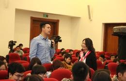"""Hội thảo """"Nâng cao kỹ năng sống"""" trong loạt chương trình Tỏa sáng nghị lực Việt"""