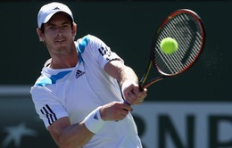 """Thua sốc ở Indian Wells, Andy Murray thừa nhận """"kém tự tin"""" và """"chơi tồi'"""