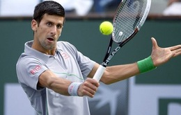 """Indian Wells 2014: Novak Djokovic vào bán kết – """"Sát thủ"""" trở lại?"""