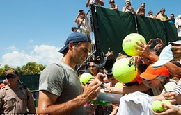 Roger Federer: Tôi chăm chỉ và tôi thành công
