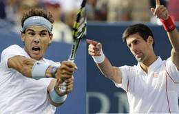 """Đối thủ bỏ cuộc, Nadal sẽ """"thư hùng"""" cùng Djokovic tại chung kết Miami Masters"""