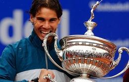 Thất vọng sau Monte Carlo, Nadal tìm kiếm danh hiệu tại Barcelona Open 2014