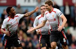 Manchester United lép vế trong đội hình tiêu biểu Premier League 2013/2014