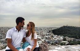 Trước thềm Pháp mở rộng 2014, Novak Djokovic bật mí sắp lên chức bố