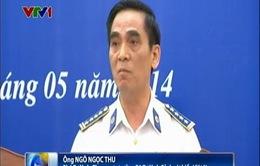 Tàu Trung Quốc hung hăng, chủ động đâm thẳng vào các tàu Việt Nam