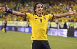 World Cup 2014: Falcao chính thức vắng mặt vì chấn thương