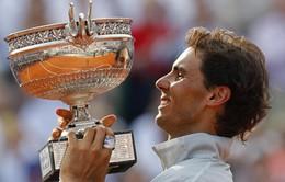 Novak Djokovic thừa nhận đánh hết sức vẫn không thắng được Nadal